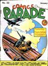 Cover for Comics on Parade (United Feature, 1938 series) #22
