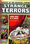 Cover for Strange Terrors (St. John, 1952 series) #2