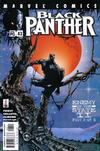 Cover for Black Panther (Marvel, 1998 series) #43