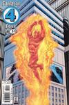 Cover for Fantastic Four (Marvel, 1998 series) #51 (480) [Direct Edition]