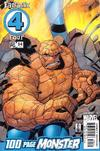 Cover for Fantastic Four (Marvel, 1998 series) #54 (483) [Direct Edition]