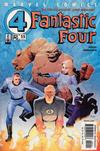 Cover for Fantastic Four (Marvel, 1998 series) #55 (484) [Direct Edition]