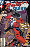 Cover for Harley Quinn (DC, 2000 series) #1 [Direct Sales]