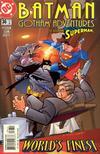 Cover for Batman: Gotham Adventures (DC, 1998 series) #36