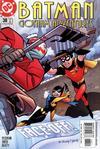 Cover for Batman: Gotham Adventures (DC, 1998 series) #38