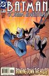 Cover for Batman: Gotham Adventures (DC, 1998 series) #39