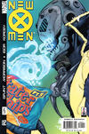 Cover for New X-Men (Marvel, 2001 series) #124 [Direct Edition]