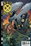Cover for New X-Men (Marvel, 2001 series) #125 [Direct Edition]