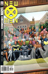 Cover for New X-Men (Marvel, 2001 series) #126 [Direct Edition]