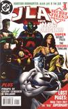 Cover for JLA Secret Files (DC, 1997 series) #1
