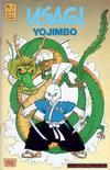 Cover for Usagi Yojimbo (Fantagraphics, 1987 series) #13