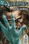 Cover for Aquaman (DC, 2003 series) #1