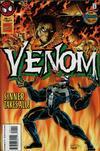 Cover for Venom: Sinner Takes All (Marvel, 1995 series) #1