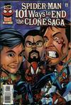 Cover for 101 Ways to End the Clone Saga (Marvel, 1997 series) #1