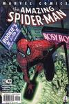 Cover for The Amazing Spider-Man (Marvel, 1999 series) #40 (481) [Direct Edition]