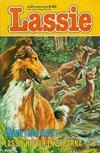 Cover for Lassie (Semic, 1980 series) #2/1981
