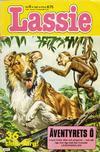 Cover for Lassie (Semic, 1980 series) #6/1981