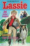 Cover for Lassie (Semic, 1980 series) #2/1982