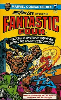 Cover Thumbnail for Marvel Comics' The Fantastic Four (Pocket Books, 1977 series) #81445