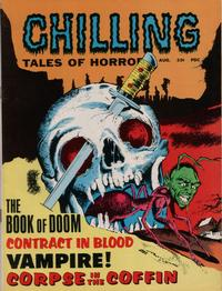 Cover Thumbnail for Chilling Tales of Horror (Stanley Morse, 1969 series) #v1#2