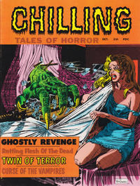 Cover Thumbnail for Chilling Tales of Horror (Stanley Morse, 1969 series) #v1#3