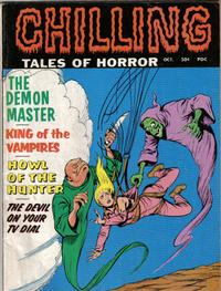 Cover Thumbnail for Chilling Tales of Horror (Stanley Morse, 1969 series) #v1#6