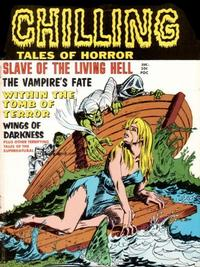 Cover Thumbnail for Chilling Tales of Horror (Stanley Morse, 1969 series) #v1#7