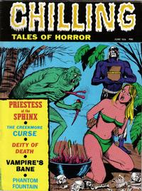 Cover Thumbnail for Chilling Tales of Horror (Stanley Morse, 1969 series) #v2#4 [3]