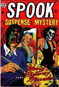 Cover Thumbnail for Spook (Star Publications, 1953 series) #23