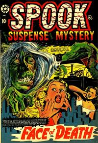Cover Thumbnail for Spook (Star Publications, 1953 series) #26
