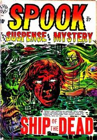 Cover Thumbnail for Spook (Star Publications, 1953 series) #27