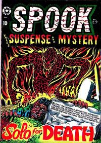 Cover Thumbnail for Spook (Star Publications, 1953 series) #29