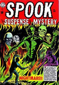 Cover Thumbnail for Spook (Star Publications, 1953 series) #30