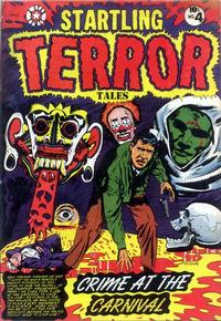 Cover Thumbnail for Startling Terror Tales (Star Publications, 1953 series) #4