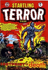 Cover Thumbnail for Startling Terror Tales (Star Publications, 1953 series) #6