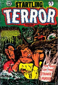 Cover Thumbnail for Startling Terror Tales (Star Publications, 1953 series) #7