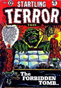 Cover Thumbnail for Startling Terror Tales (Star Publications, 1953 series) #9