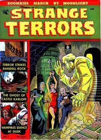 Cover Thumbnail for Strange Terrors (St. John, 1952 series) #1