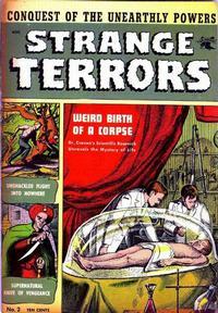 Cover Thumbnail for Strange Terrors (St. John, 1952 series) #2