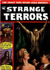 Cover Thumbnail for Strange Terrors (St. John, 1952 series) #3