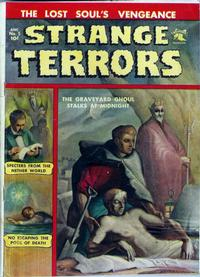 Cover Thumbnail for Strange Terrors (St. John, 1952 series) #5