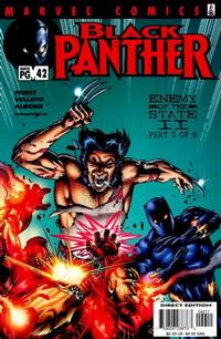 Cover Thumbnail for Black Panther (Marvel, 1998 series) #42