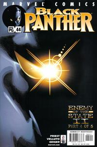 Cover Thumbnail for Black Panther (Marvel, 1998 series) #44