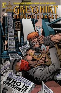 Cover Thumbnail for Greyshirt: Indigo Sunset (DC, 2001 series) #1