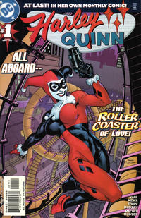 Cover Thumbnail for Harley Quinn (DC, 2000 series) #1 [Direct Sales]