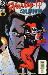 Cover Thumbnail for Harley Quinn (DC, 2000 series) #2 [Direct Sales]
