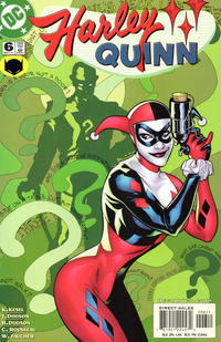 Cover Thumbnail for Harley Quinn (DC, 2000 series) #6 [Direct Sales]