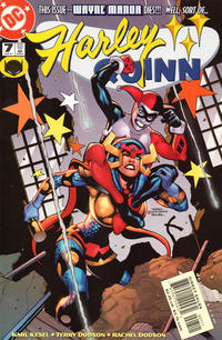 Cover Thumbnail for Harley Quinn (DC, 2000 series) #7 [Direct Sales]