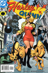 Cover Thumbnail for Harley Quinn (DC, 2000 series) #9