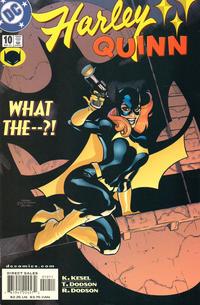 Cover Thumbnail for Harley Quinn (DC, 2000 series) #10